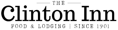 The Clinton Inn – Food & Lodging Since 1901 Logo
